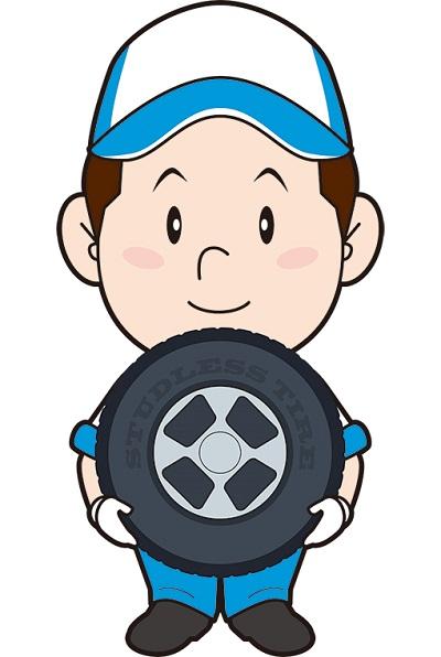 スタッドレス交換はいつ、どこですべき? 交換手順とタイヤ保管方法