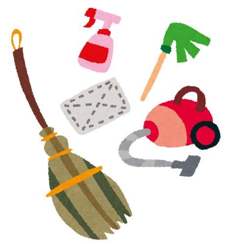 アパート暮らしの人が大掃除で年1回は掃除すべき場所 敷金と原状回復