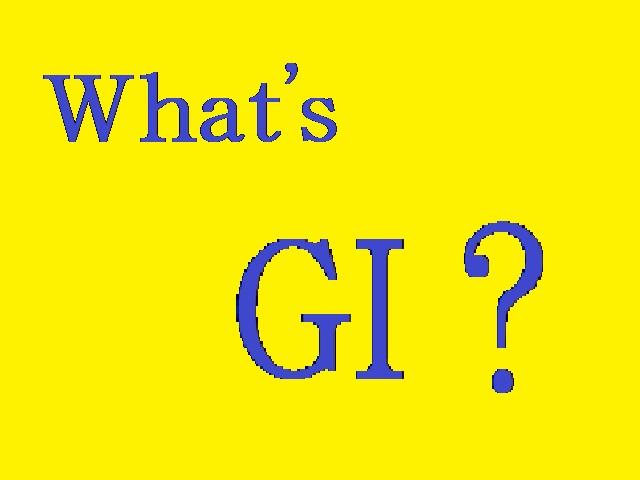 もちを食べると太る理由 GI値って何?