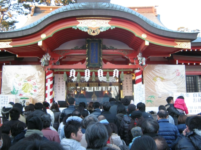 How we spend New year's holiday in Japan