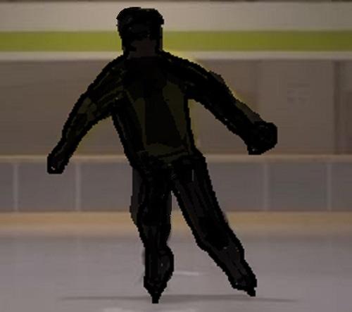 見て学ぶ初心者のスケート練習法 今は誰でもYoutubeで学べる時代