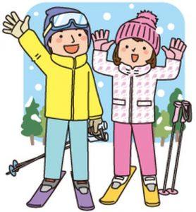 スキー場バイト